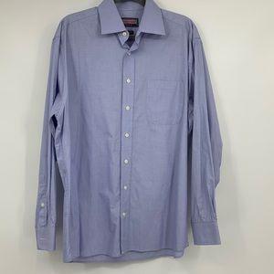 Vineyard Vines mens shirt blue business casual